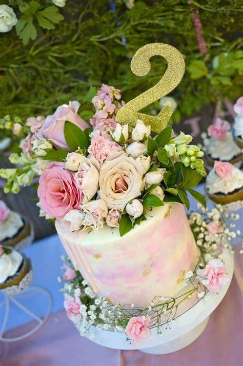 garden themed cake ideas kara s ideas secret garden 2nd birthday kara