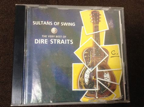 dire straits sultans of swing cd cd sultans of swing the best of dire straits r