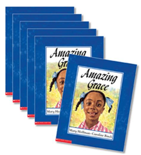 amazing grace picture book product guided reading set level l amazing grace