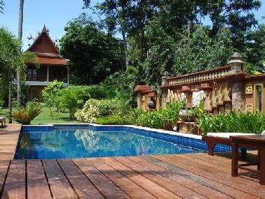 deckenventilator in der küche ferienhaus rawai villa symphony ferienhaus thailand