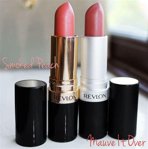 Lipstik Revlon Mauve It revlon lustrous matte lipstick in mauve it