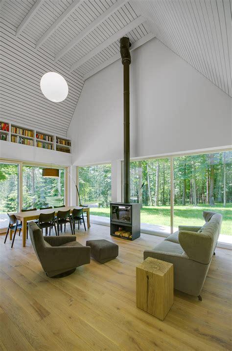 comfortable house  trakai  aketuri architektai homedezen