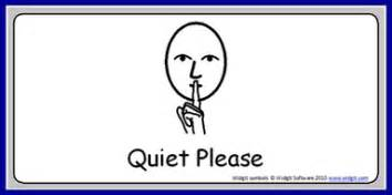 quiet please full version apk instructional cue cards by brentknoll teaching resources
