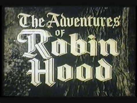theme music robin hood theme song to the adventures of robin hood youtube