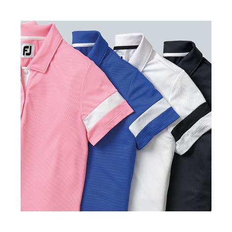 Stripe Sleeve Shirt sleeve stripe shirt footjoy