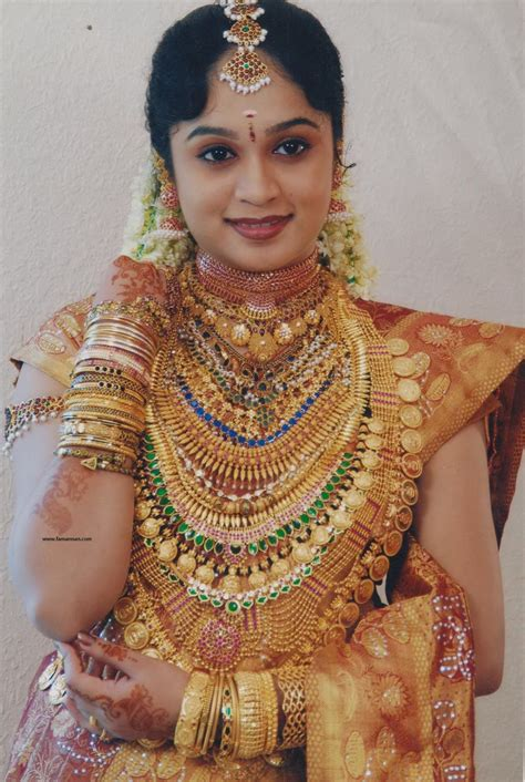 Indian Kerala Bridal Jewellery Collection 30 ~ Fashion