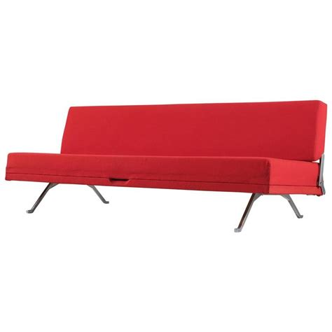 red sofas for sale red constanza sofa for wittmann for sale at 1stdibs