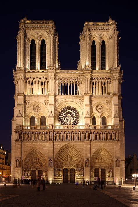 notre dame de paris folio notre dame de paris david bank facade lighting com