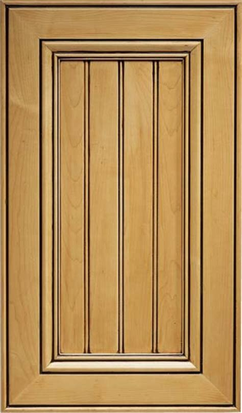 Beaded Cabinet Doors Mitered Applied Moulding Custom Cabinet Doors