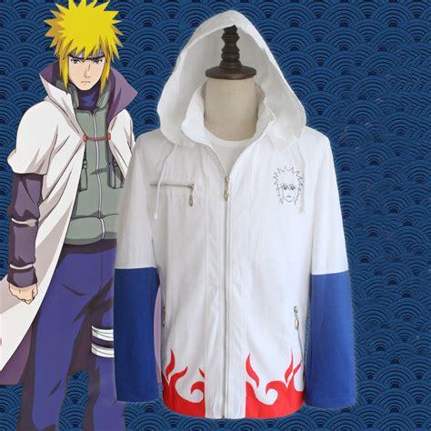 Jaket Yondaime Hokage Hoodie Anime yondaime hokage hoodies costumes for