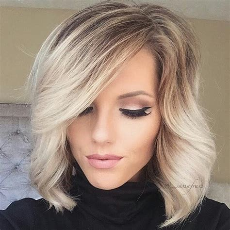 new blonde hair colors with some darker roots with lighter 17 best ideas about dark roots blonde hair on pinterest