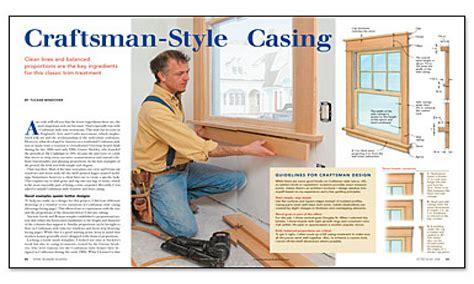 interior window and door trim styles craftsman window trim interior door styles interior window