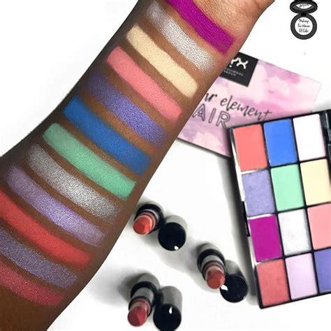 Eyeliner Wardah Anti Air nyx eyeshadow palette best eyeshadow 2017