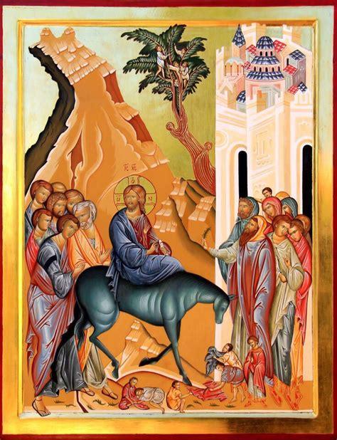 ingresso a gerusalemme dell ingresso di ges 249 a gerusalemme omaggio al cardinale