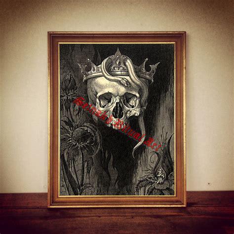 occult home decor frater setnakh ritual art