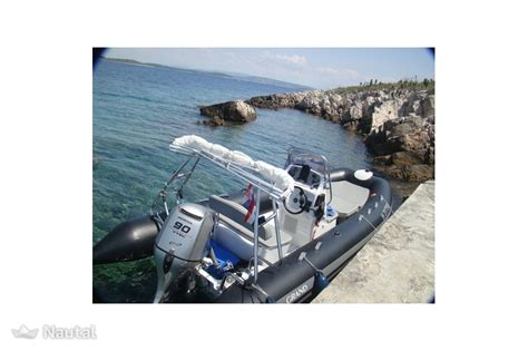 rib boat grand rib rent grand inflatable boats 520 nl in stadthafen laboe