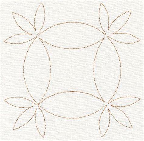 Quilt Top Stitching by Stitching Pattern Quilt Spiration