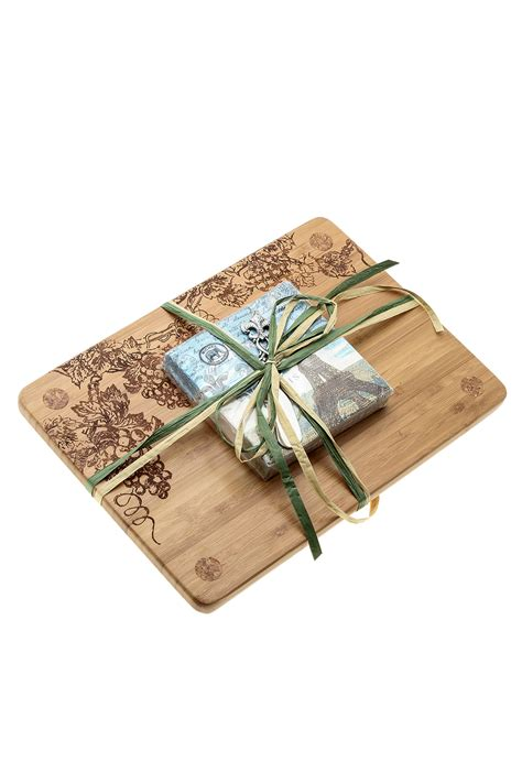 gifts for home decor lexington home garden large bamboo gift set from