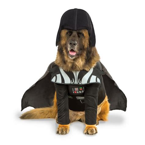 wars costumes for dogs big wars darth vader costume baxterboo