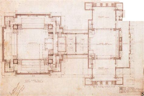 frank lloyd wright home and studio floor plan 100 frank lloyd wright home and studio floor plan