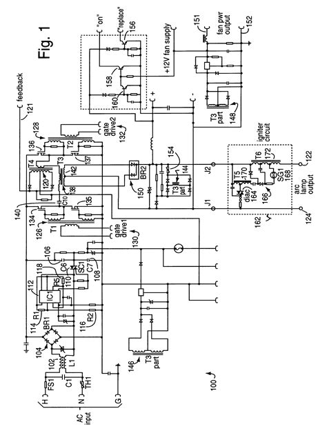 xenon arc l supplier patent us6181077 safe and reliable power supply for