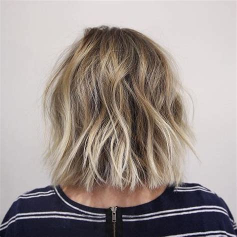 picture of precision grey hair haircut 50 messy bob hairstyles for your trendy casual looks