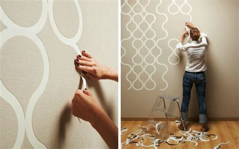 peel off wallpaper peel off modular wallpaper by znak home pinterest