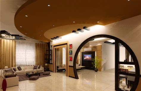 Plafond Platre Moderne Pour Salon by D 233 Coration Faux Plafond En Pl 226 Tre Decoration Plafond