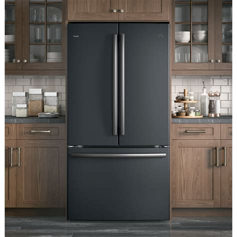 cabinet depth refrigerator 36 wide pwe23kelds ge profile 36 quot 23 1 cu ft counter depth