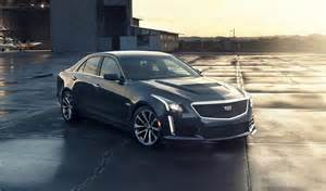 Ct Cadillac 2016 Cadillac Cts V Debuts In Detroit Live Photos