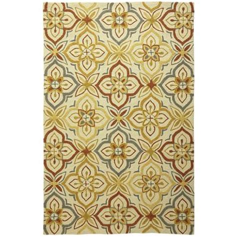 Pier One Imports Outdoor Rugs Kaleidoscope Rug Clay Pier 1 Imports