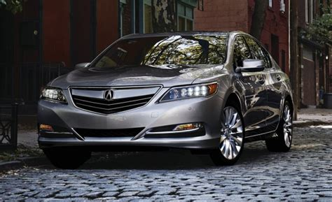 acura rlx 2015 acura mildly updates rlx for 2016 news car and driver