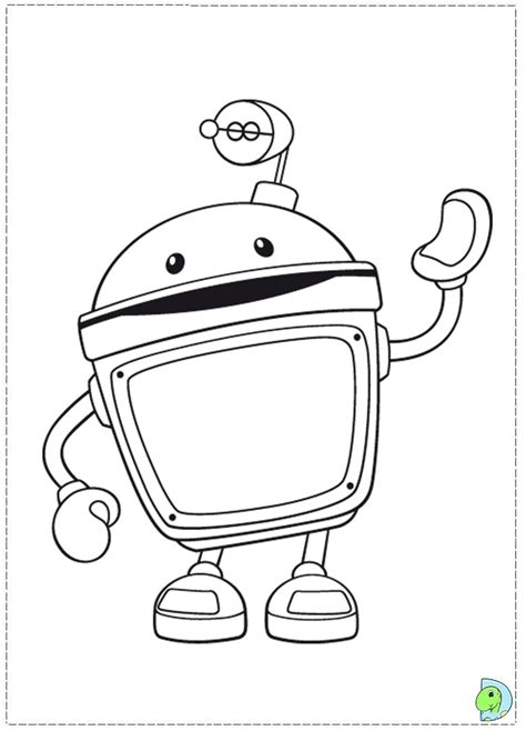 coloring pages umizoomi free coloring pages of umizoomi