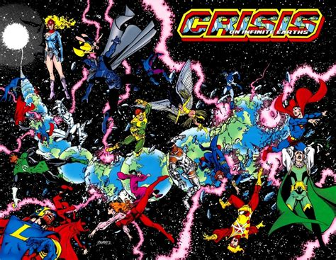 the flash crisis on infinite earths and what it means