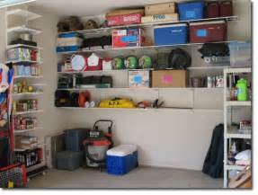 How To Organize A Garage by How To Organize A Home Garage With How To Organize A