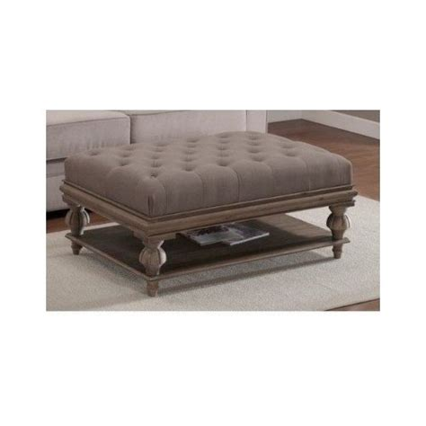 Ottoman Storage Bench Grey Tufted Ottoman Coffee Table Tufted Storage Ottoman Coffee Table