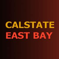 Mba Programs For Cal State East Bay by California State East Bay Time Mba