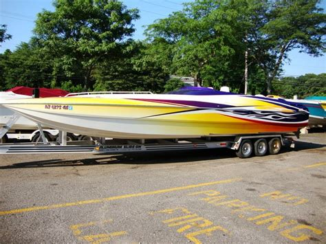 performance race boats for sale 2003 off shore race boat 36 spectre catamaran for sale