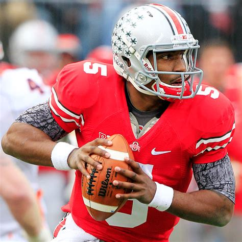 braxton miller tattoos top 10 college football qb s modestpride