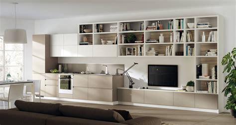 zona living e cucina scavolini interpreta la zona living ambiente cucina