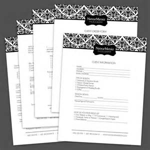 photography business forms 5 critical by lauriecosgrovedesign