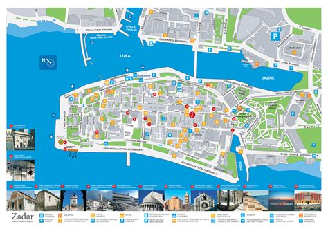 maps and large zadar maps for free and print high