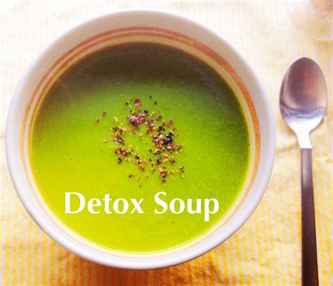 Detox Broth by Detox Soup Glitter Spice