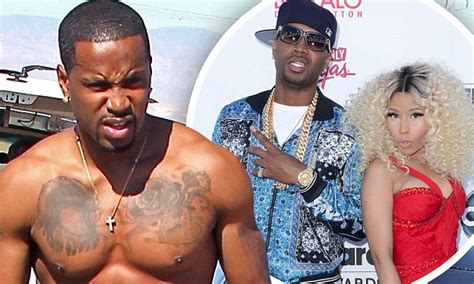 safaree tattoo nicki minaj s boyfriend safaree samuels inks tattoos