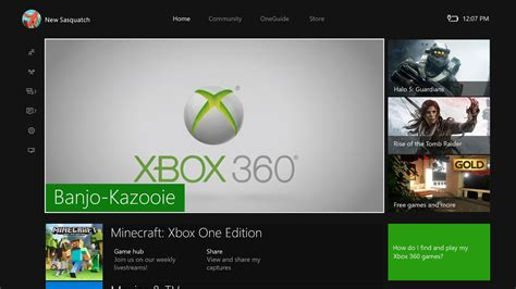 your new xbox one experience begins today xbox wire