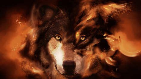 wallpaper google chrome wolf волк в огне 187 лучшие темы обои и виджеты для windows