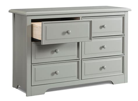 Gray Baby Dresser by View Larger