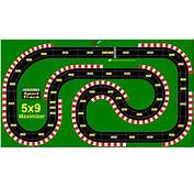 Slot Car Racing Layout  Cars Track Sets