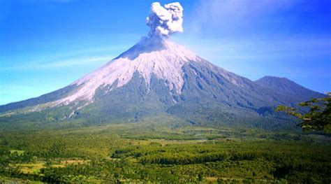 Deserted Places by Merapi Volcano Tourism