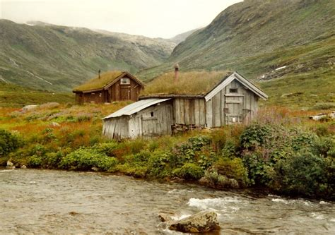 panoramio photo of old transhumance cottages in